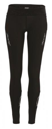 頂級BIO肌能壓縮長褲(女)(黑)