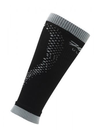 頂級運動型肌能壓縮腿套(經典黑/雅灰)