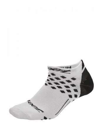 CRX肌能運動襪(經典白/黑)