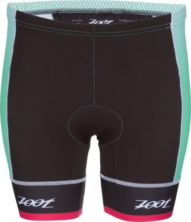 TRI LTD頂級特仕限量款鐵人6吋短褲 (女)(碧海綠)
