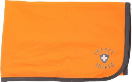 高級戶外驅蟲防蚊毯 (赤焰橘)