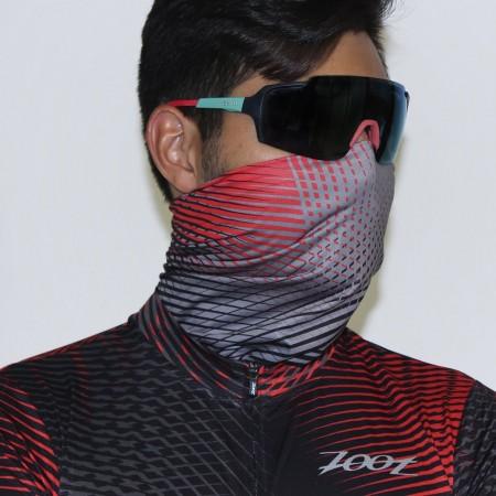 ZOOT Ultra Cooling 冰涼透氣頭巾 - 熱火紅