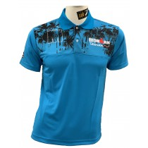 IM Polo shirt(男)(夏威夷/藍)
