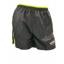 IM 5吋跑褲(男)(黑/螢光黃)