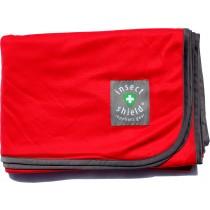 高級超大戶外驅蟲防蚊毯 (珊瑚紅)