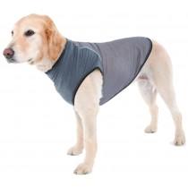 高級小愛犬驅蟲防護衣 (防護灰)
