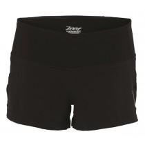 IceFil 3' 2IN1 Short頂級3吋冰涼感2合1肌能跑褲(女)(時尚黑)