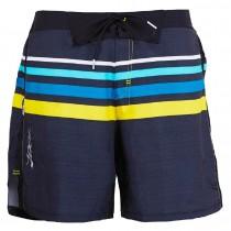 IceFil頂級冰涼感綁帶式6吋跑褲(男)(加州風)