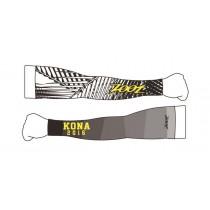 TRI KONA世界盃急凍冰紗袖套 (男)(幻象黑)