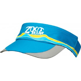 COOLMAX反光型拉帶中空帽(雅藍)