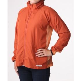 頂級抗UV驅蟲防蚊夾克 (活力橘)