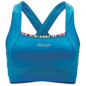 美肩式運動型BRA(女)(水藍)