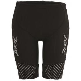 頂級BIO肌能壓縮9吋短褲(男)(黑)