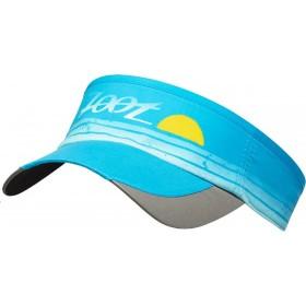 COOLMAX反光型運動中空帽(水藍)