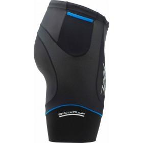 專業級8吋肌能鐵人褲(男)(黑-寶藍)