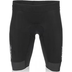 頂級碳纖CC肌能鐵人褲(男)(都會黑)