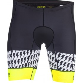 TRI LTD頂級特仕限量款鐵人8吋短褲 (男) (螢光黃)
