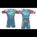 TRI KONA 世界盃AERO限定版連身鐵人服 (女) - 繽紛藍